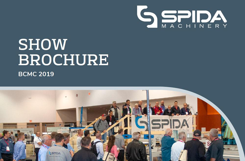 Spida Show Process