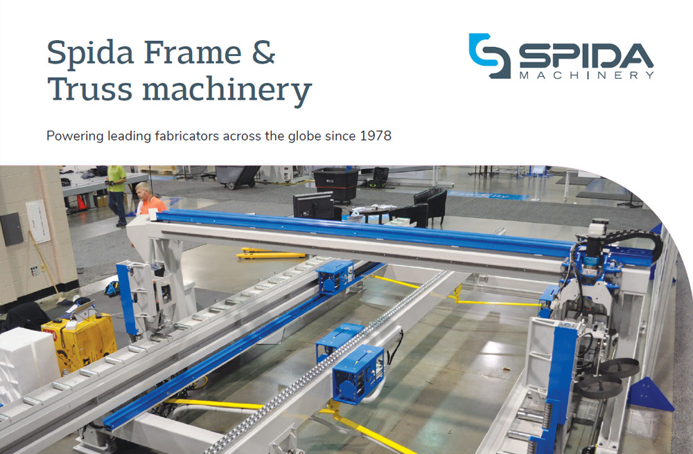 Spida Frame Truss Machinery